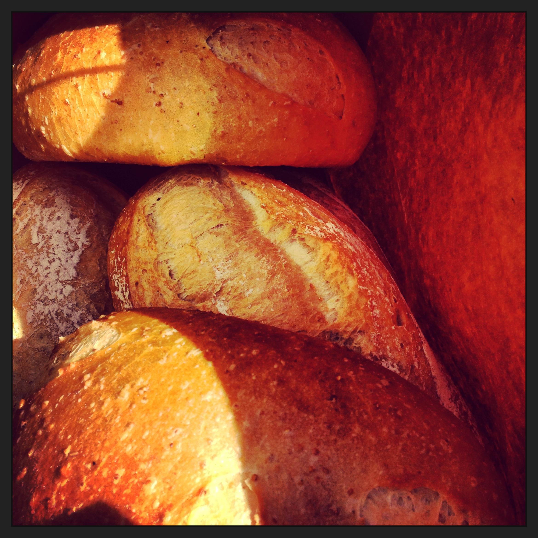 Glutinous Bread
