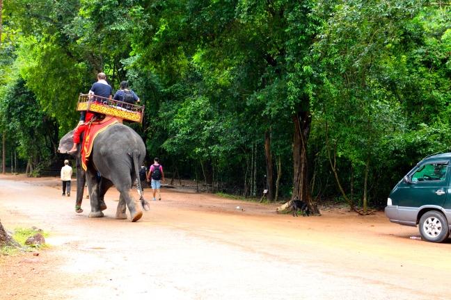 Unesco site #1: Angkor Wat, Cambodia